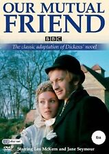 Our Mutual Friend (1976) DVD Leo McKern Jane Seymour Brand New and Sealed