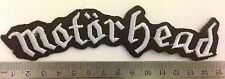 heavy metal embroidered iron on sew on music patches badges Motorhead patch