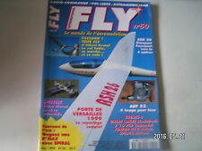 **a Fly International Magazine n°50 Plan encarté Cessna Electrique / St Etique