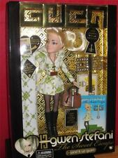 The Voice Music Singer GWEN STEFANI The Sweet Escape Wind It Up Gwen Doll New