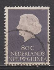 Indonesia Nederlands Nieuw Guinea 35 used 1954 NOW ALL STAMPS NEW GUINEA