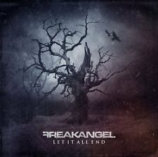 FREAKANGEL Let It All End CD 2012