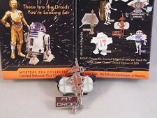 Disney Pin Star Wars Weekends 2015 Droids Your Looking For Pit Droid Only