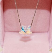 Anime Your Name Miyamizu Mitsuha Star Necklace Silver Christmas Gift