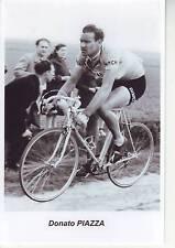 CYCLISME repro PHOTO cycliste  DONATO PIAZZA éditions coups de pédales