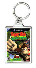 DONKEY KONG JUNGLE BEAT NINTENDO GAMECUBE KEYRING LLAVERO
