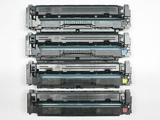4-PK Genuine HP 410A CF410A CF411A CF412A CF413A Introductory Toner Cartridge