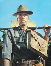 THE PROFESSIONALS LEE MARVIN WITH SHOTGUN SUPERB PHOTO