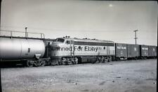 ORIGINAL PHOTO NEGATIVE-Railroad Ferrocarril Sonora Baja California #2020