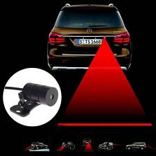 Anti Collision Rear-end Car Laser Tail Fog Light Auto Brake Parking Rear Lamp 21