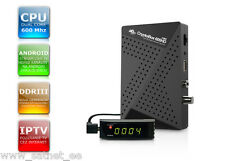 AB CryptoBox 600HD mini FullHD 1080p LAN USB PVR HDTV Satellite receiver NEW!!!
