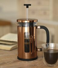 La Cafetiere PISA 3 Cup COPPER CAFETIERE Coffee Press 350ml