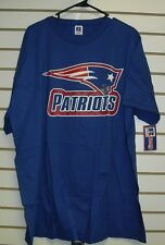 New England Patriots Shirt 90's Russell Vintage MINT New DS w/ tags XXL 2XL nwt