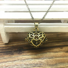 NEW Perfume Fragrance Essential Oil Aromatherapy Diffuser Locket Necklace ZXL79