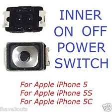 Apple iPhone 5 5S 5C 5G Power Button Repair Part Inner ON OFF Contact Key Switch
