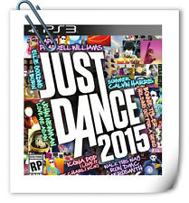 PS3 Sony PlayStation3 JUST DANCE 2015 Ubisoft Music