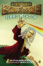 Isaac Newton (Giants of Science)-ExLibrary
