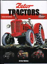 Tractor Farming Book: 'ZETOR TRACTORS' - Arthur Nutbey