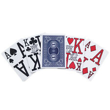Blue Bicycle Lo Vision Deck Playing Cards Easy To See Large Jumbo Index