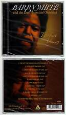"BARRY WHITE ""The Love Album"" (CD) 2002 NEUF"