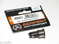 S977-0312 (#802373) Diff. Axle Front Male R For Serpent 710,720