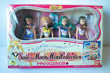 Sailor Moon World musical doll mini collection Sera Myu Saturn Neptune Pluto DX