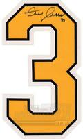 Zdeno Chara Boston Bruins Signed Autographed Home Jersey Number