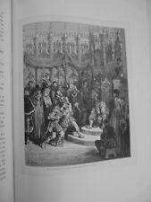 Don Quichotte Cervantès Gustave Doré Plein maroquin mosaïqué 1er tirag modernité