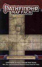 Pathfinder Map Pack: Dungeon Corridors by Jason A. Engle (English)