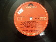 LONDON SYMPHONY ORCHESTRA STRAUSS FAMILY  only one disc RARE LP 1972 INDIA  vg