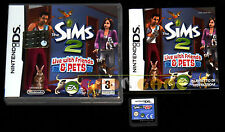 THE SIMS 2 LIVE WITH FRIENDS & PETS Nintendo DS Versione Italiana  ••••• COMPLET