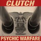 CLUTCH - PSYCHIC WARFARE (LP GATEFOLD) VINYL LP NEW+