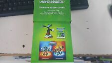 Skylanders Giants Gift Box - Hex Lightcore / Exclusive Card / Poster - Brand New
