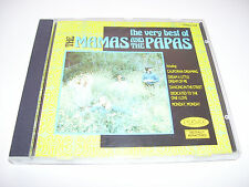 The Mamas & the Papas - Very Best of the  * PICKWICK CD UK 1994 *