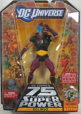 Damaged Package DC UNIVERSE DARKSEID WAVE 12 - ECLIPSO figure Right Leg BAF