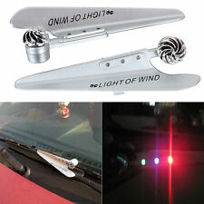 Car Motorcycle Decorative Wind Power Force Driving Light Lamp Wiper Warning New
