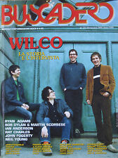 BUSCADER 273 2005 Wilco John Fogerty Ray Charles Ryan Adams Bob Dylan Neil Young