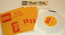 "THE DATING GAME tv show PARTY PAK 1968 JIM LANGE 7"" RECORD UNUSED Barris ABC"