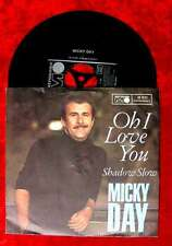 Single Micky Day: OH I Love You/Shadow Slow (Metronome M 931) D 1967