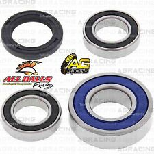 All Balls Rear Wheel Bearings & Seals Kit For Kawasaki KX 125 1984 84 Motocross