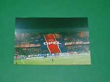 PHOTO CARTE TIFO MAILLOT PARIS SAINT-GERMAIN PSG 1997 1998 PARC DES PRINCES
