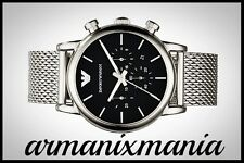 ***AXMANIA*** 100% BRAND NEW AR1811 MENS EMPORIO ARMANI WATCH *TOP UK SELLER*