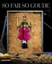 "JEAN-PAUL GOUDE ""SO FAR SO GOUDE"" 2005 1ST ED? HC/DJ BRAND NEW IN WRAP GORGEOUS!"