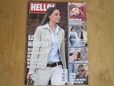 Hello Magazine No889 October 2005 Kate Middleton