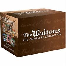 The Waltons: Complete Series Collection Seasons 1-9 & Movie [DVD Box Set] NEW