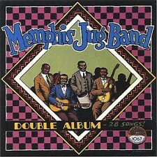 MEMPHIS JUG BAND Memphis Jug Band YAZOO RECORDS Sealed 180 Gram Vinyl (2LP)