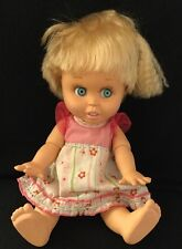 Baby Face Doll 1990 #7 So Innocent Cynthia Blue Eyes Galoob