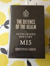 THE DEFENCE OF THE REALM  - CHRISTOPHER ANDREW - 1ST EDITION 1ST IMP.   - 2009