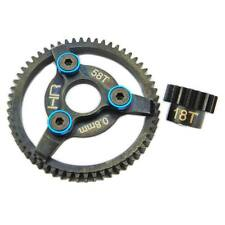 NEW Hot Racing 3.22 Brushless 18/58t 32p .8m Steel Gear Kit ASTE258
