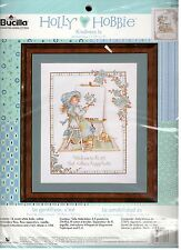 Holly Hobbie Kindness Is...Art~Bucilla Counted Cross Stitch Kit~45378